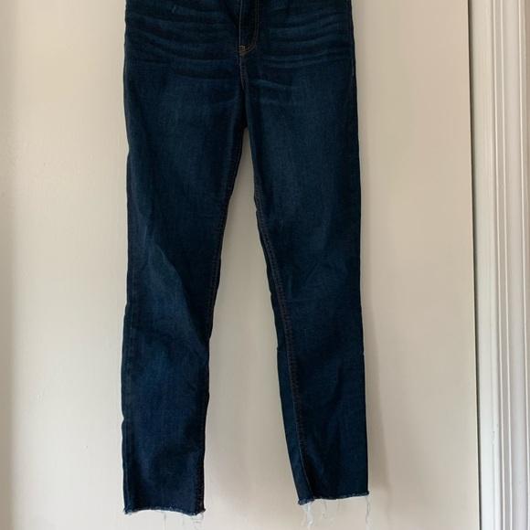 Express dark jeans